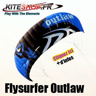 flysurfer outlaw snowkite
